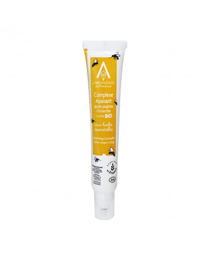 Complexe apaisant Piqûre insecte Bio - Roll'on 20 ml