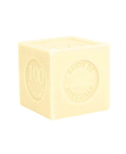 Savon Cube Chèvrefeuille - 100g