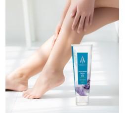 Crème effet gel fraîcheur pour des apaiser des jambes lourdes