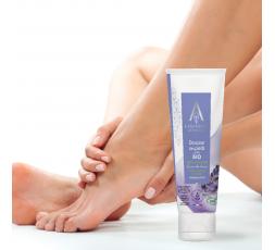 Crème bio pour les pieds