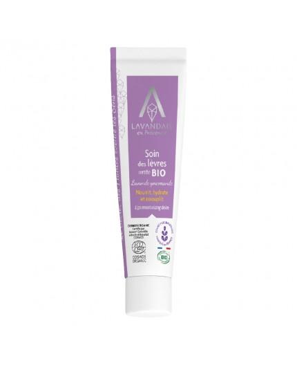 Baume à lèvres Bio - 15 ml