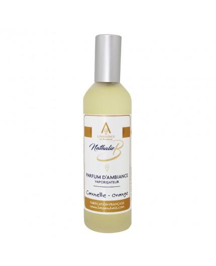 Parfum d'ambiance Cannelle Orange - Spray 100 ml