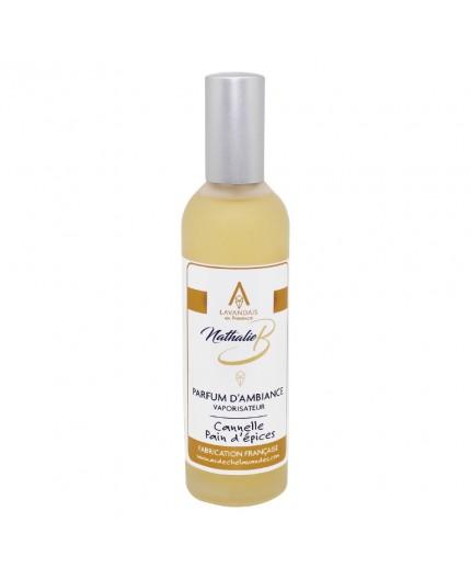 Parfum d'ambiance Cannelle Pain d'épices - Spray 100 ml