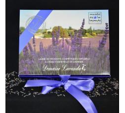 Boîte cadeau Lavandaïs