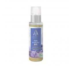 huile de massage bio - lavande, poivre et romarin