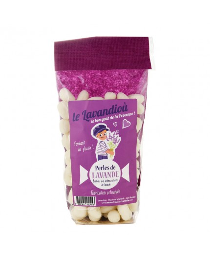 Bonbons Perles de Lavande - 200g