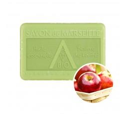 savon senteur pomme