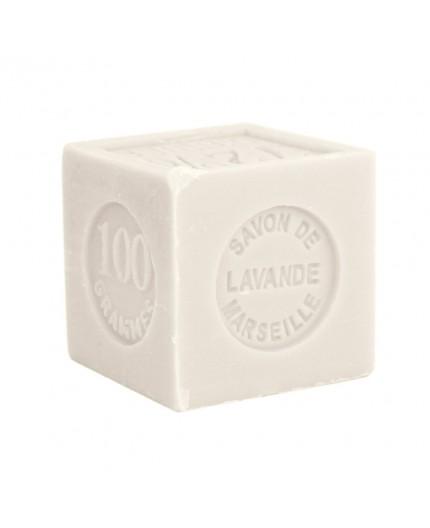 Savon Cube Lait d'ânesse - 100g
