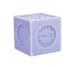 savon cube 100g lavande