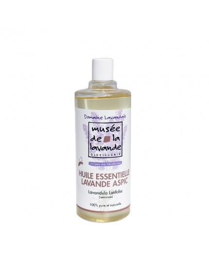Huile essentielle de Lavande Aspic - 250 ml