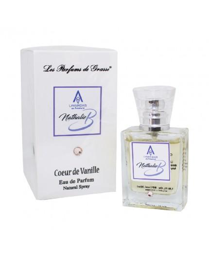 Parfum Cœur de Vanille - 30 ml