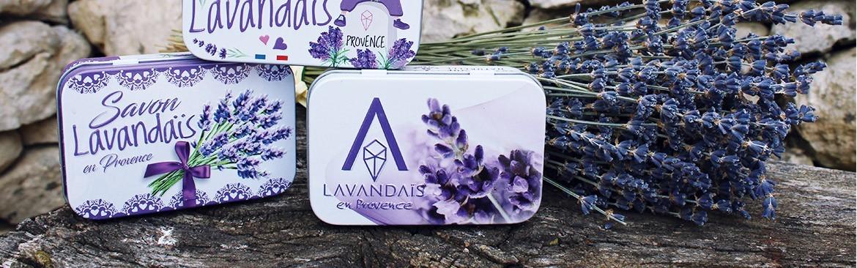 Boîtes à savons & Accessoires | Boutique Lavandaïs en Provence